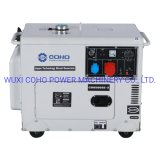 6kw Diesel Silent Generator Sets with 3-Phase
