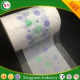 Adult Diaper Clothlike Laminationed Back Film with Nonwoven