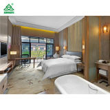 Japanese Natural Beech Relax Style 5 Star Hotel Guest Room Furniture