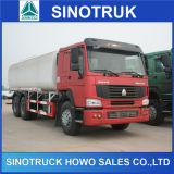 Cnhtc 10 Wheeler 25000L HOWO Oil Tanker Truck for Sale