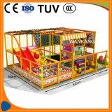 Children Soft Indoor Playground Castle High Quality New Design