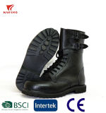 French Military and Police Standards Military Buckles Ranger Leather Boots