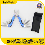 Pocket Folding Multi Pliers for Outdoor Camping with Stainless Steel Bade