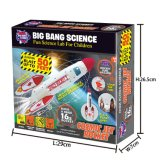 China Manufacture Outdoor Rocket Steam Educational Children Science Kit Toy