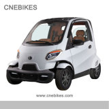 4 Wheel 2 Seat Rhd Left Hand Drive Cheap Chinese EEC Electric Car