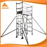 All-Round Ladder Frame Scaffolding Aluminium Scaffold Tubes
