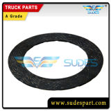 Middle and High Twist Cotton Clutch Disc Facing Factory for Truck Use