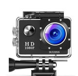 Duuhnn WiFi Rotating Action Camcorder
