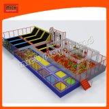 American Jumping Mat Kids Indoor Bungee Rectangular Trampoline