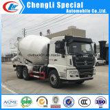 Shacman 10 Wheels Construction Machine Self Loading Concrete Mixer Truck