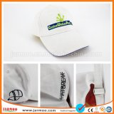 Promotional Snap Back Cotton Golf Cap with Metal Buckle