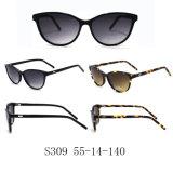 2017 Fashion Designer Butterfly Acetate Polarized Sunglasses (S309)