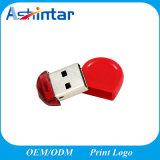 Super Mini Tiny Real Capacity Red USB Flash Disk Mini USB Stick Plastic USB Flash Drive