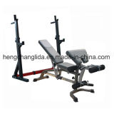 Squat Stand Rack Commercial Gym Equipment