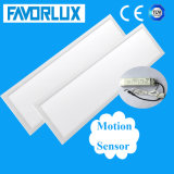 Motion Sensor 295*1195 40W 100lm/W LED Panel Lamp