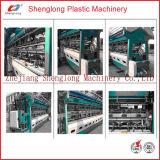 "Double Needle-Bars Warp Knitting Machine (SL-128"")"