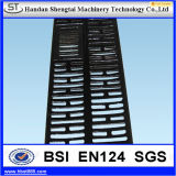 Removable Hinge Sideroad Walkway Drainage Cover Grate Airtight