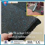 Kids Play Rubber Floor Tile, Outdoor Antislip Tile Rubber Flooring