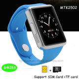 Mtk2502 System Smart Watch Compatible with Ios and Android (GM18S)
