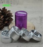 CNC Aluminium Tobacco Grinder 4 Parts 40mm Herb Grinder