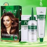 Light Brown 100% Free Ammonia Hair Color with Aloe Vera