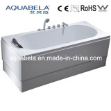 Comfortable Acrylic Massage Bathtub (JL803)