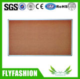 High Quality Cork Message Drawing Display Black Board Sf-08b
