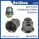 Beishuo Polished Wheel Nut Lug Cover Caps for Wheel