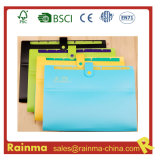 Colorful 8 Pockets File Folder with Button