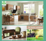 China Factory Supply Modern Modular Chipboard Kitchen Cabinet