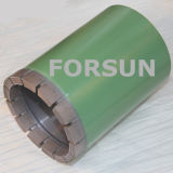 Diamond Casing Shoe Bit for Pq Hq Nq Wireline Drilling