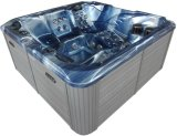 Hydro Massage Acrylic Whirlpool Outdoor SPA with 7 Seats