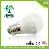 China Supplier A50 1W 3 Watt PC LED Globe Bulb with Frosted Cover