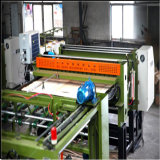 Plywood production line machinery