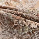 China Custom High Quality Elegant Polyester Beautiful Elegant Woven Jacquard Fabric