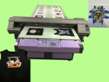 Textile Flatbed Printer for Cotton T-Shirt Printing