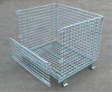 Warehouse Storage Rack Heavy Duty Stack Shelves Stackable Custom Design Manufacturer