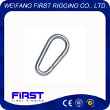 Electric Galvanizing Straight Snap Hook Form B