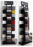 Stone Samples Waterfall Metal Display Rack