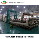 Inflatable The Navy Ship Obstacle