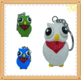 Gifts for Kids Colorful Eye Popping Owl Promotion Keychain