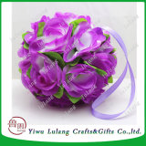 Artificial Decorative Flower Balls, Silk Flower Hanging Ball