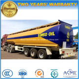 Triaxial Tanker Trailer 10000 Gals Customized Diesel Tank Trailer for Export