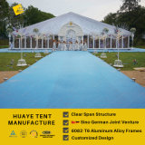 25X50m Big Party Tent for Event Function Permanent Building Structure with Lining Decoration (P3 HAF25m)