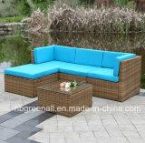 Hot 5peices Corner Sofa Patio Rattan Outdoor Garden Wicker Furniture