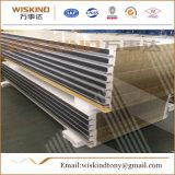 Cheap Rock Wool Sandwich Panel Used Steel Structure