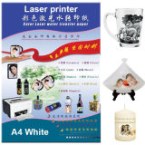 Factory Sell Directly A3/A4 Inkjet/Laser White/Clear Water Slide Decal Transfer Printing Paper