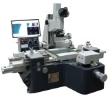 Advanced toolmaker's microscope