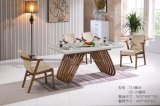 Modern New Design Wooden Table and Chair