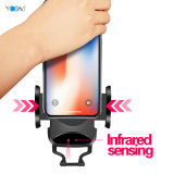 10W Fast Wireless Car Charger with Qi Certified
